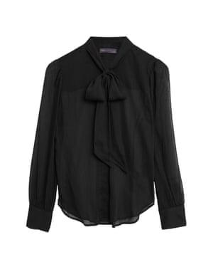 Sheer black, £25, marksandspencer.com