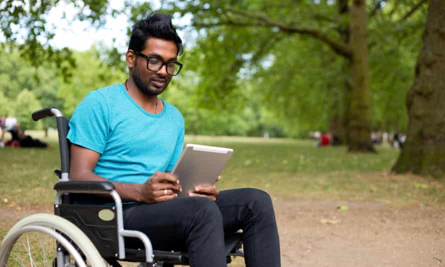 The number of students with a disability starting university is still below the proportion of working-age adults with a disability