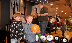 Tenpin alleys boom as Britain is bowled over by retro vibes of 1950s
