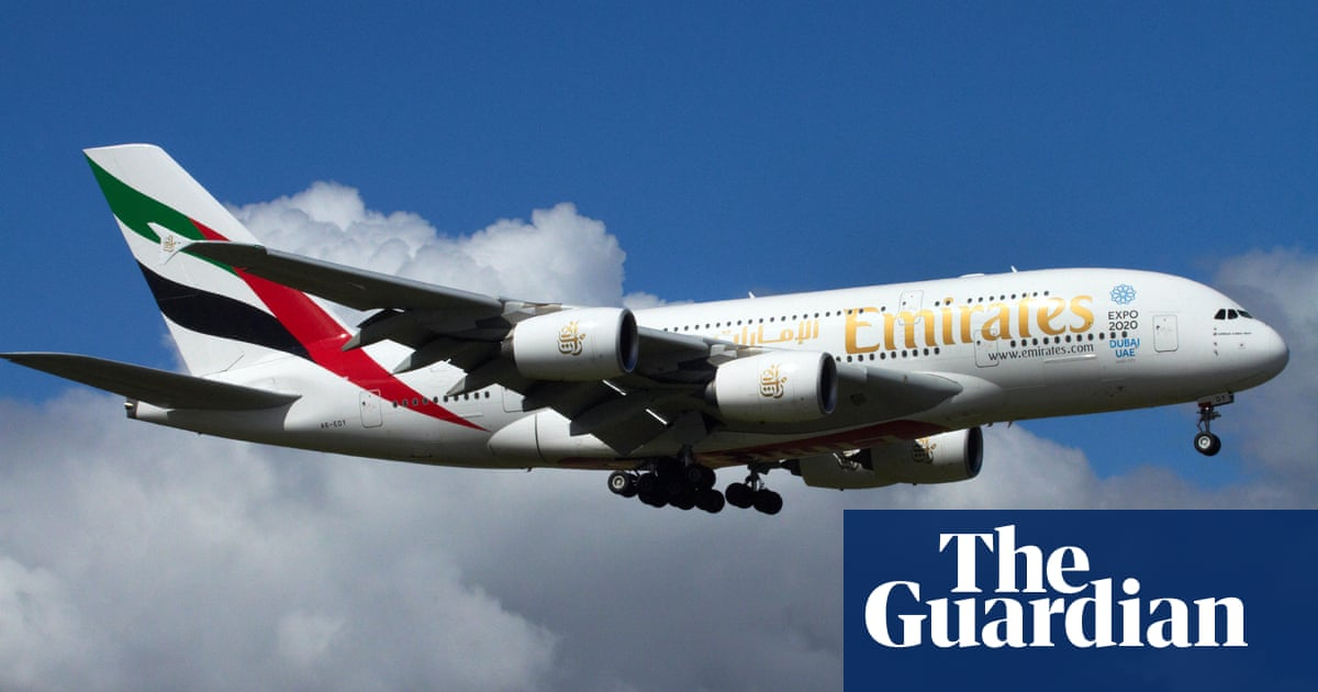 Emirates plane completes world\'s longest non-stop scheduled ...