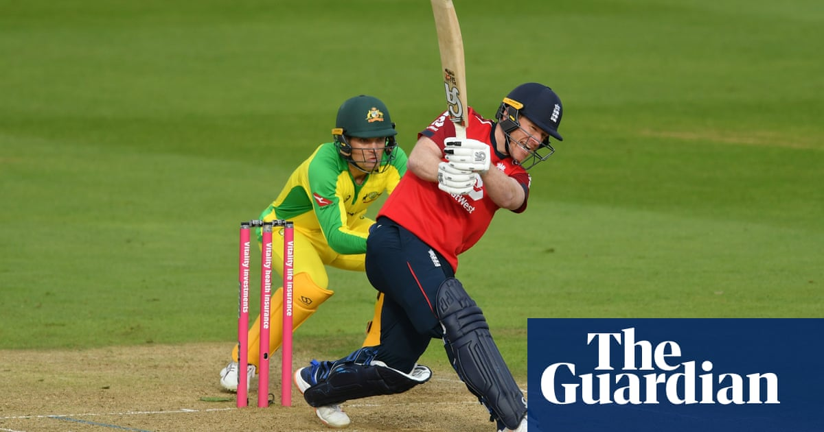 Eoin Morgan and England preparing for off-road action against Australia