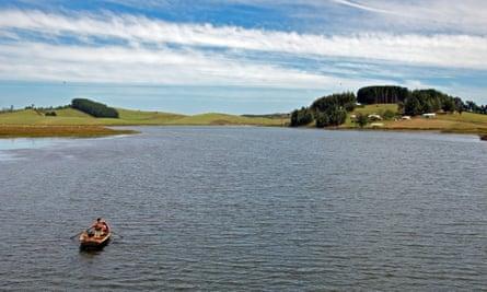 Lago Budi, La Arucania Chile.