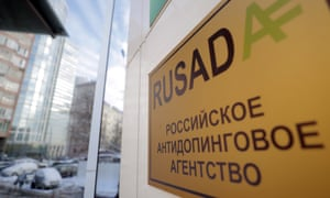 Rusada's suspension was lifted in September