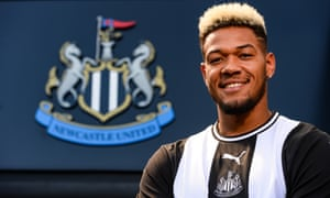 Joelinton has completed his move to Newcastle for a reported £40m fee.