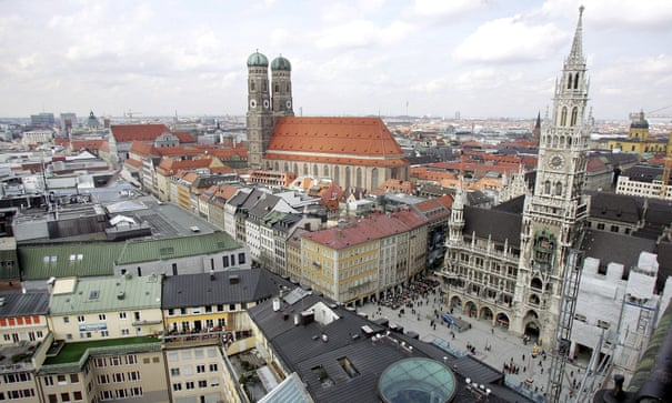 Germany downplays stimulus hopes as economy escapes recession - business live | Business | The Guardian