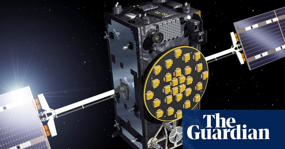 UK buys £400m stake in bankrupt satellite rival to EU Galileo system