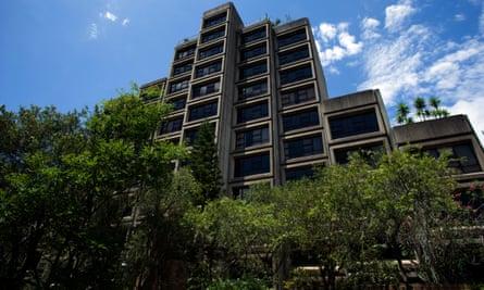 The Sirius building