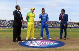 Afghanistan win the toss and will bat first.