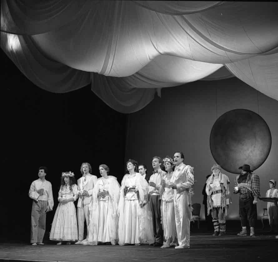 As You Like It by the RSC at the Almeida in 1985.