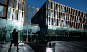 Northamptonshire county council headquarters