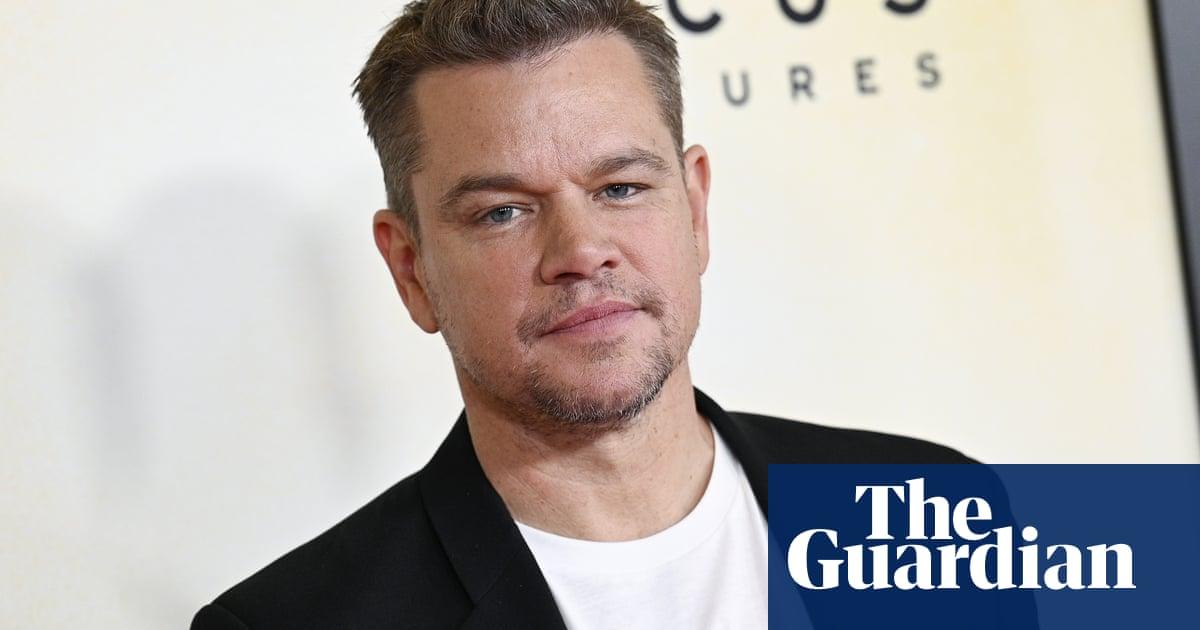 Matt Damon reveals he only recently stopped using homophobic slur