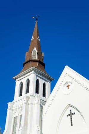 Emanuel African Methodist Episcopal Church, Charleston.