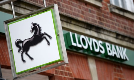 Lloyds is joining other banks shutting branches, such as RBS and HSBC
