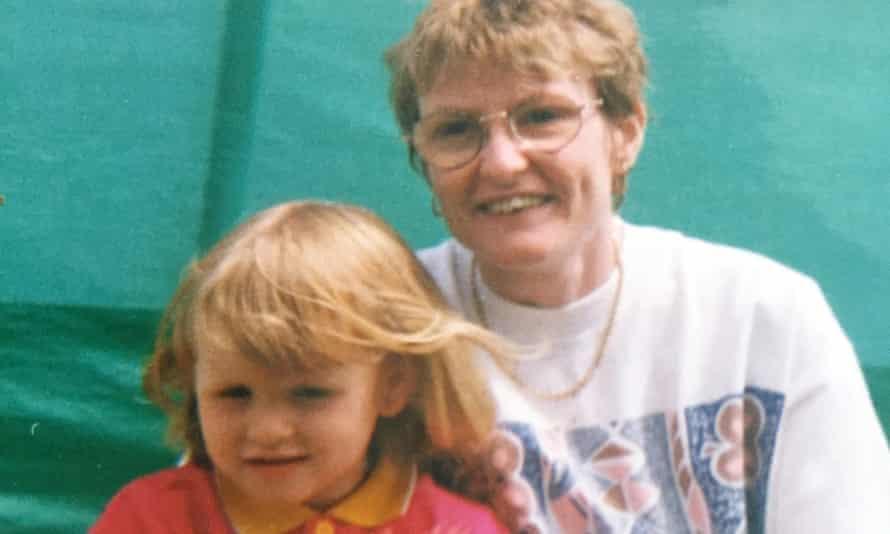 Lisa and Bethany Gash