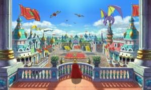 Ni no Kuni II: Revenant Kingdom.