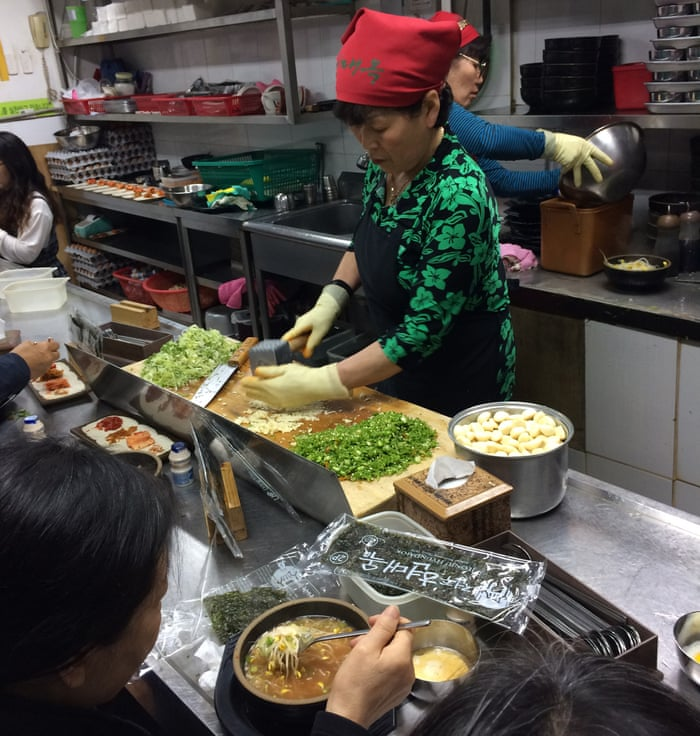A foodie tour of South Korea | Travel | The Guardian