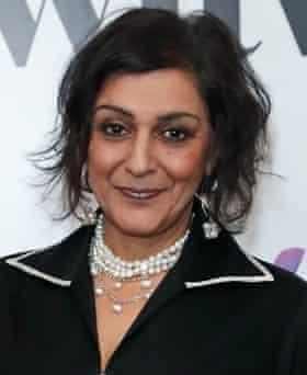 Meera Syal.
