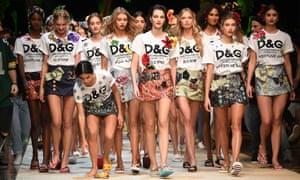b77825ab0af8 Dolce   Gabbana makes a tilt at Generation Z