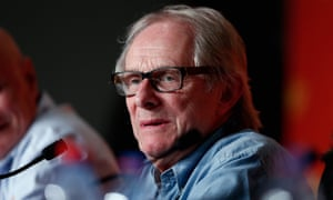 'It's deeply shocking that this is happening in the heart of our world' ... director Ken Loach speaking about poverty and his new film I, Daniel Blake at the 69th Cannes film festival.