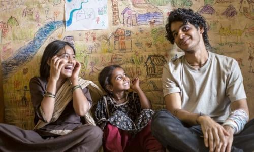 Beyond the Clouds review – brash Bollywood in the Mumbai underworld