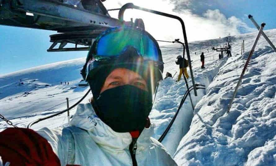 drag lift at Lake District ski club