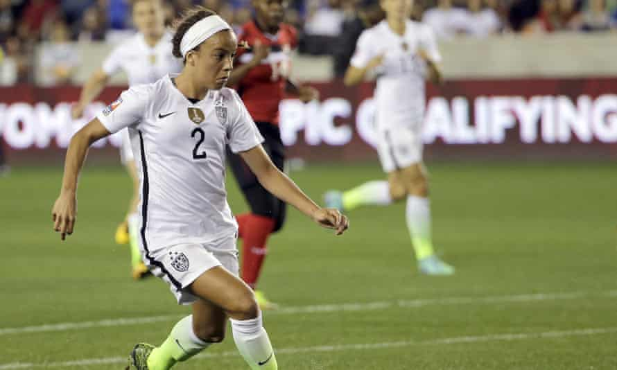 Mallory Pugh is just 17 – but she's good to go for Rio.