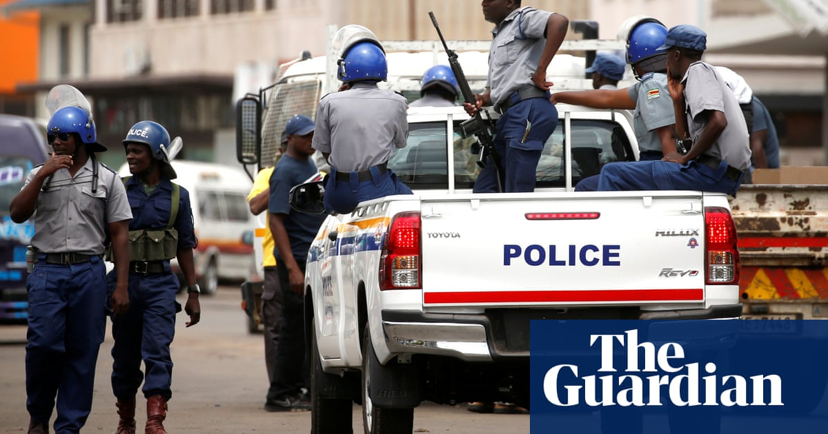 Zimbabwe warns brutal crackdown is 'foretaste of things to