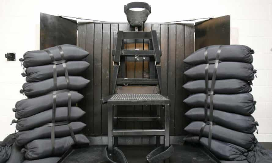 utah firing squad chamber