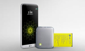 LG G5: 'A solid flagship device.'