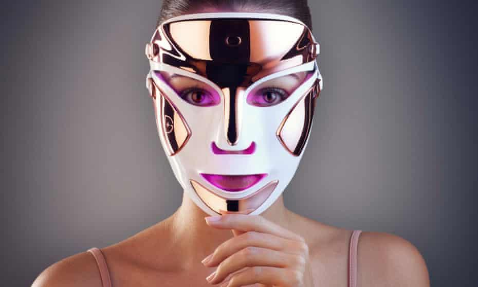 LED Observer Mask