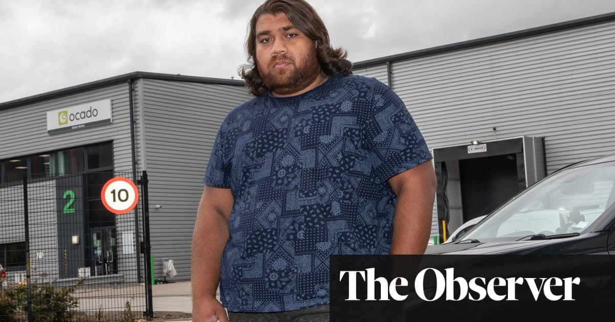 Ocado drivers 'paid less than £5 an hour'