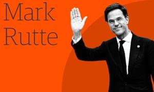 Mark Rutte of the VVD