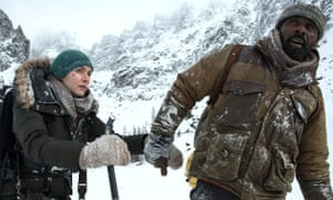 'While the stakes are clearly high, there's something comforting about how the film avoids an overly grueling tone' ... The Mountain Between Us