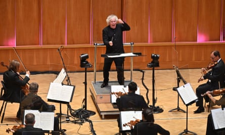 Bluebeard: The LSO and Simon Rattle at LSO St Lukes
