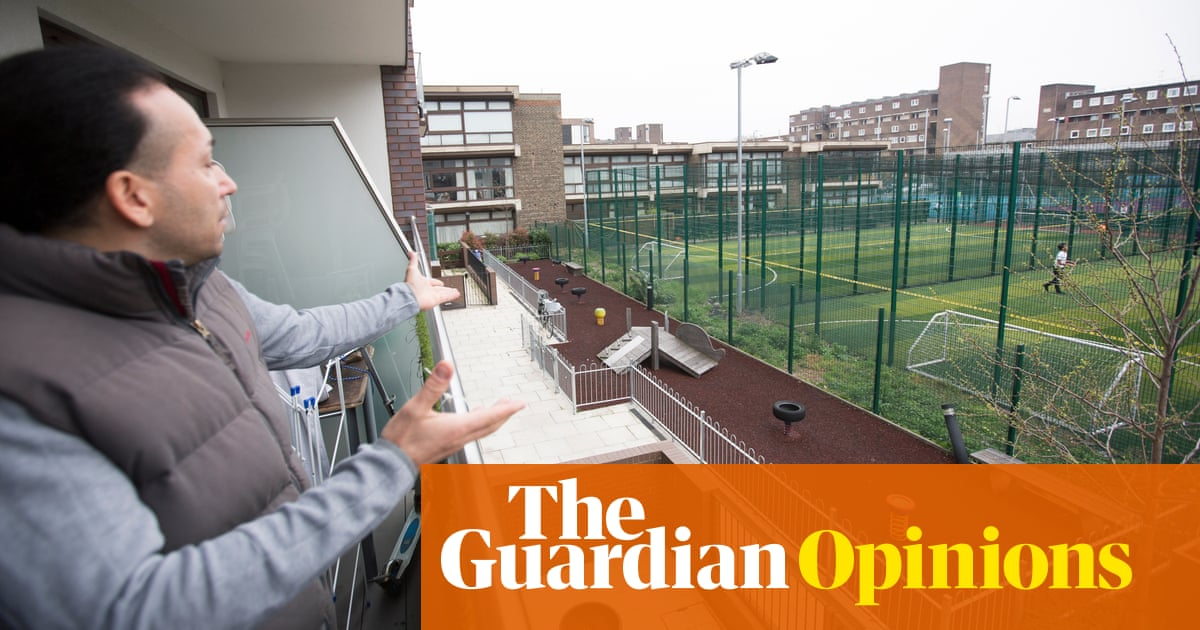 Playgrounds only for the rich kids? What grotesque social apartheid | Gaby Hinsliff