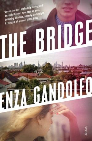 Book cover The Bridge by Enza Gandolfo