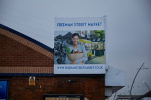 Freeman Street once boasted two Marks & Spencer stores