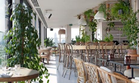 B&H Garden Room, London: 'Sins against good taste' – restaurant review