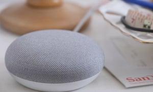 Google Home speaker hub
