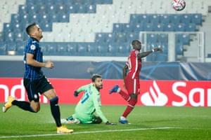 13++ Liverpool V Atalanta