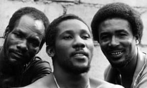 Toots and the Maytals from the sleeve of Pressure Drop.