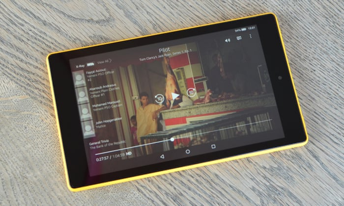 Amazon Fire HD 8 tablet review: still the best tablet for