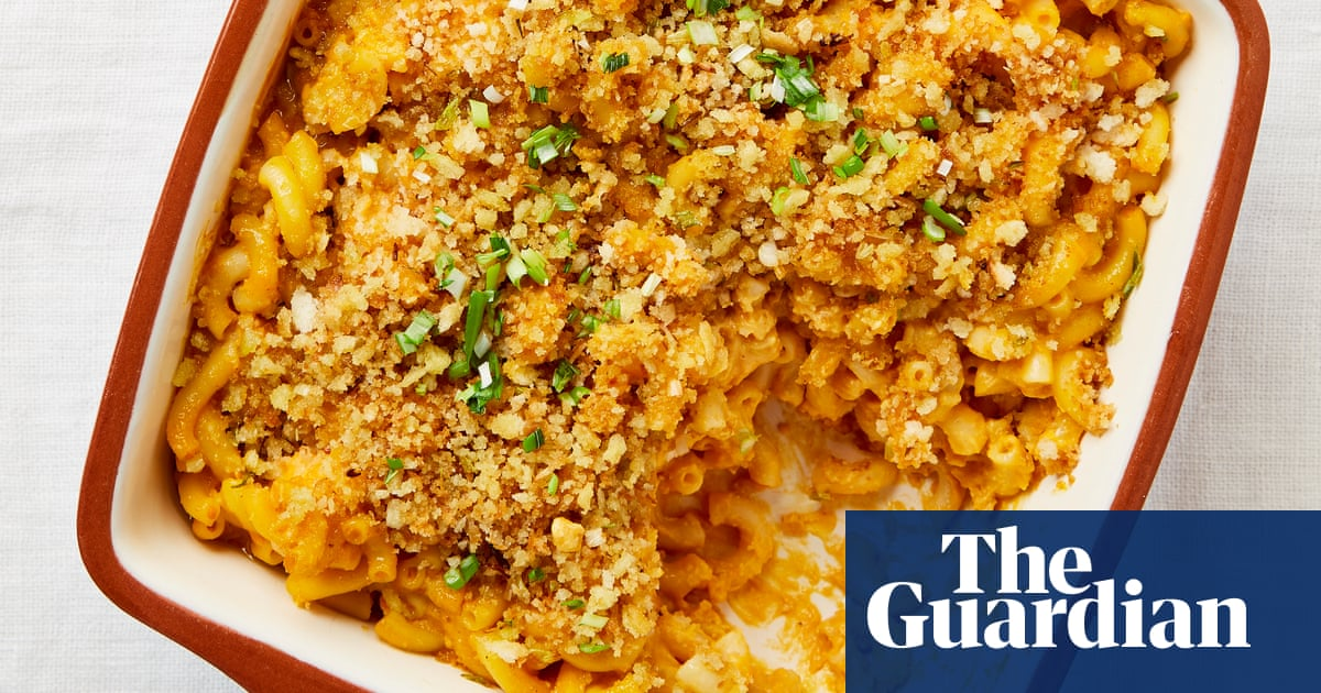 Meera Sodha's vegan recipe for creamy macaroni with sweet potato and gochujang| The New Vegan