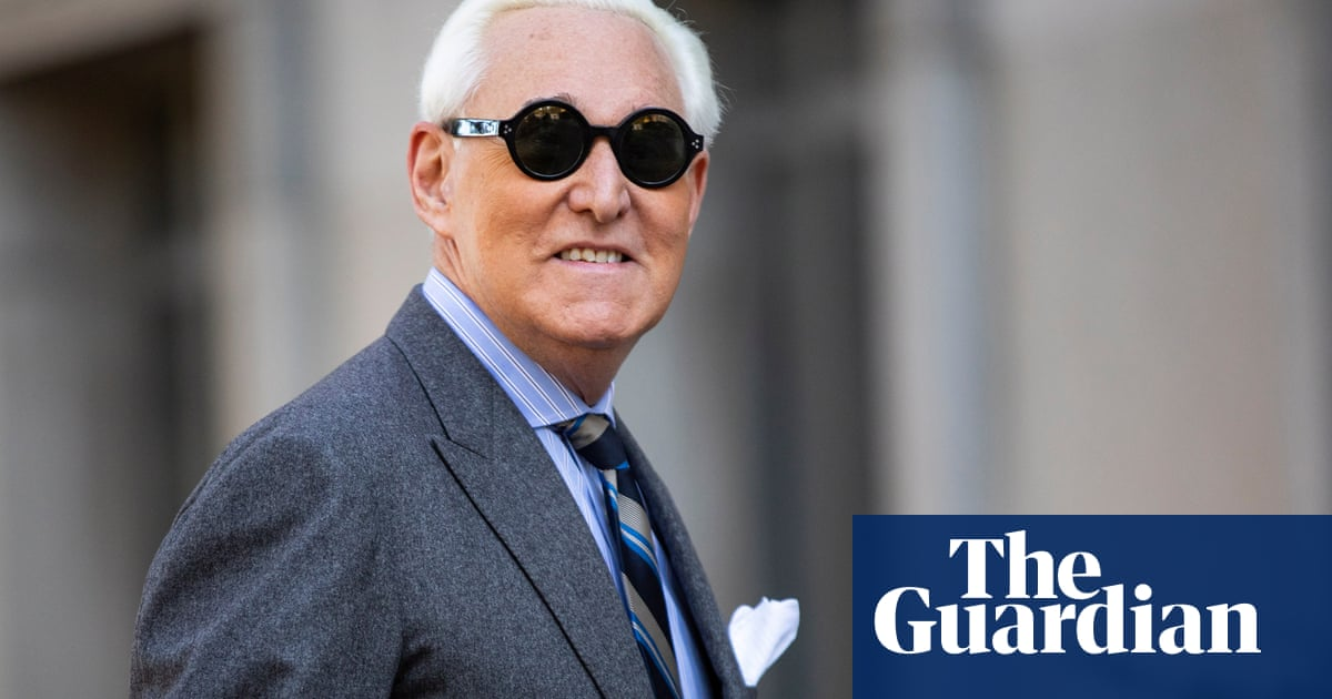 Roger Stone to Donald Trump: bring in martial law if you lose election – The Guardian