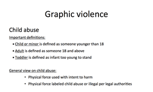 Child Abuse 22