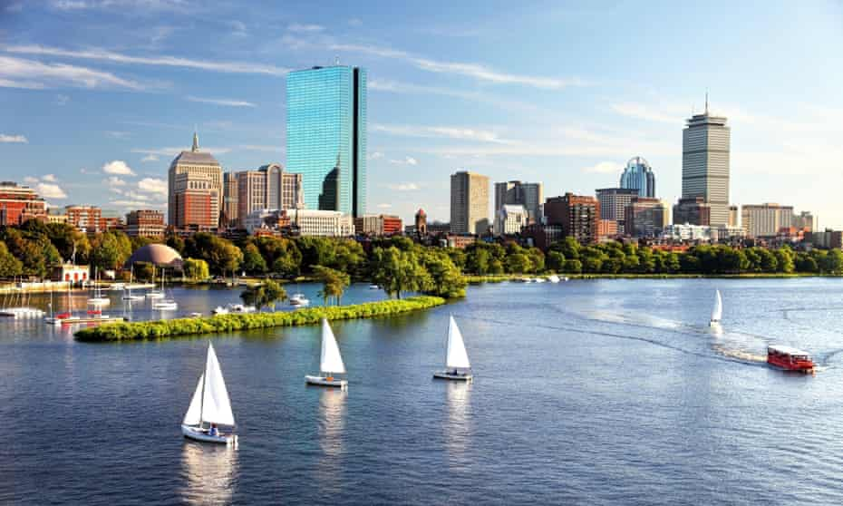 Boston is experiencing a surge in waterfront development.