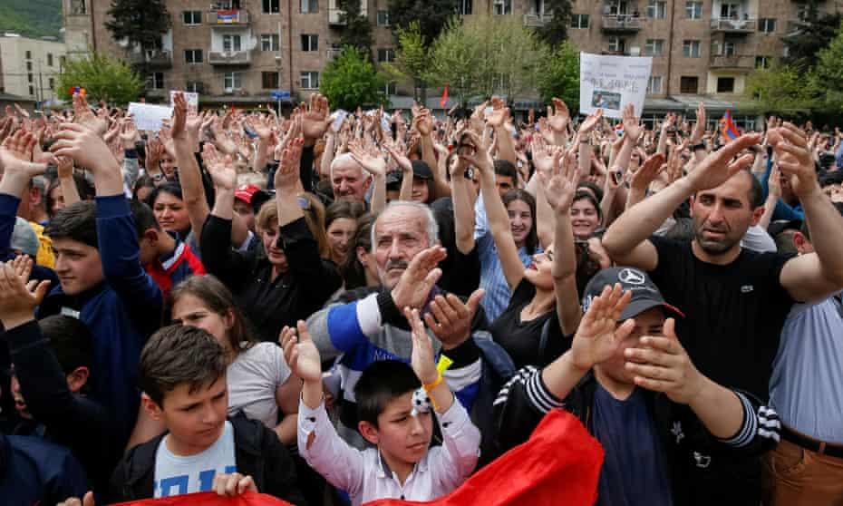 Rally Armenia