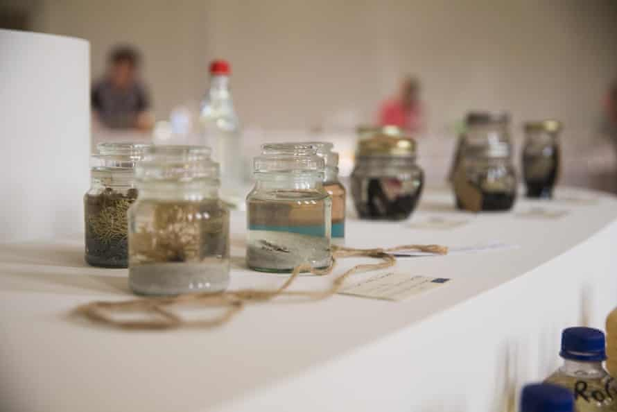 The Museum of Water at Fremantle Arts Centre, curated by Amy Sharrocks for the 2018 Perth festival.