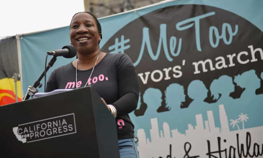 Tarana Burke, the original creator of the MeToo hashtag, is the joint winner of the 2019 Sydney Peace Prize