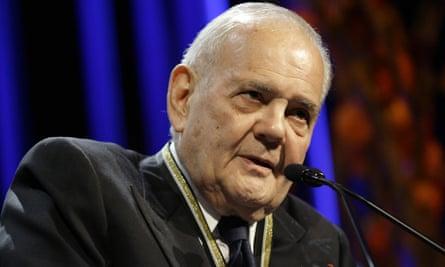 Robert B Silvers in 2006.